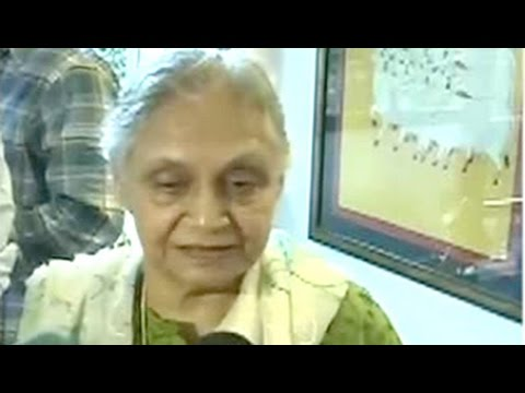 Was misquoted, says Sheila Dikshit, denies Rahul Gandhi criticism