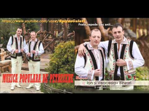 FRATII BINZARI- ALBUMUL FRATE, REPEDE TREC ANII.( AUDIO HD SPIROS GALATI)
