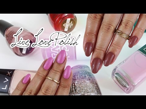 Live Love Polish Haul | LVX, UNT, Models Own & China Glaze ♡