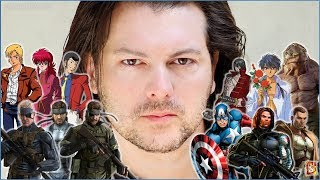 "Voice Showcase - ""David Hayter"""