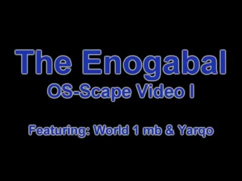 The Enogabal | PVP OS-Scape PK Video [RSPS] | Hybriding & Dharok PKing | Ft: World 1 mb & Yarqo