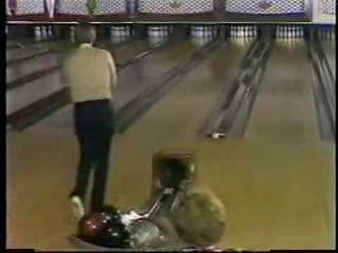 1981 PBA National - Earl Anthony vs. Ernie Schlegel pt1