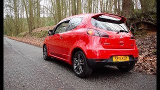 MODIFIED MITSUBISHI COLT 1.5 TURBO - 200 BHP - CUSTOM EXHAUST - REVS, FLY BY'S, ACCELERATION!