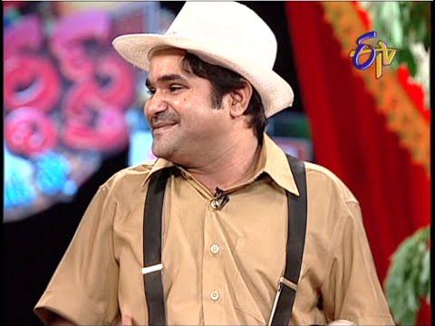 Jabardasth - జబర్దస్త్ - Chalaki Chanti Performance on 18th September 2014