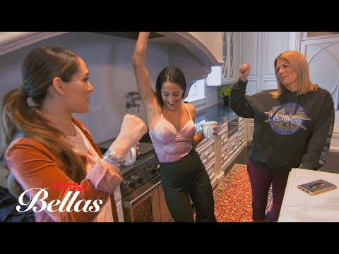 Nikki talks to her family about getting back with John Cena: Total Bellas Preview, June 24, 2018