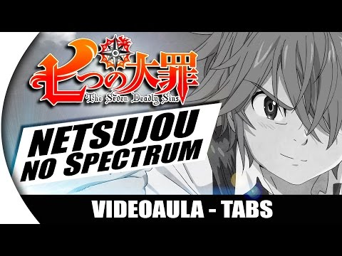 Misc Cartoons - Nanatsu No Taizai - Netsujou No Spectrum