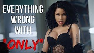 """Download Lagu Everything Wrong With Nicki Minaj - """"Only"""" Gratis STAFABAND"""