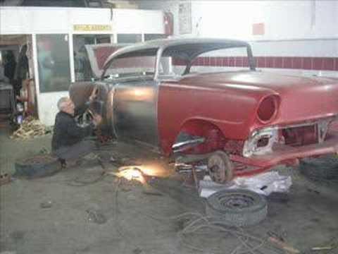 1956 Chevrolet 2 Door Hardtop Youtube