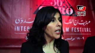سعاد ماسي تكشف الصعوبات التي واجهتها أثناء تصوير فيلمها في فلسطين