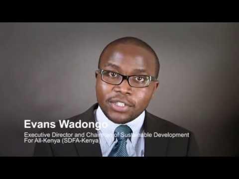 Innovation and Socio-Economic Development in Africa - Evans Wadongo - 05 Sep 2013