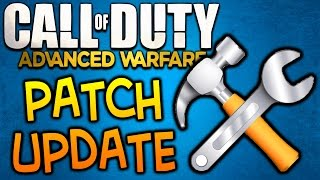 New Advanced Warfare Update/Patch - BAL-27 Nerf, Ranked Play, & More!