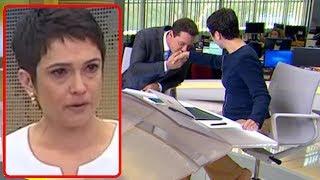 Chega noticia Fim do Jornal Hoje? Globo tem atitude e Sandra Annemberg pode ter destino traçado.
