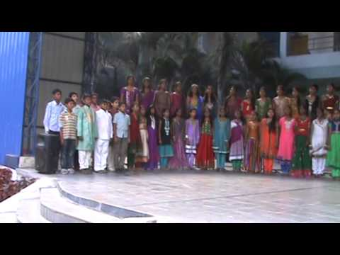India's National Anthem Celebrations 2013 video