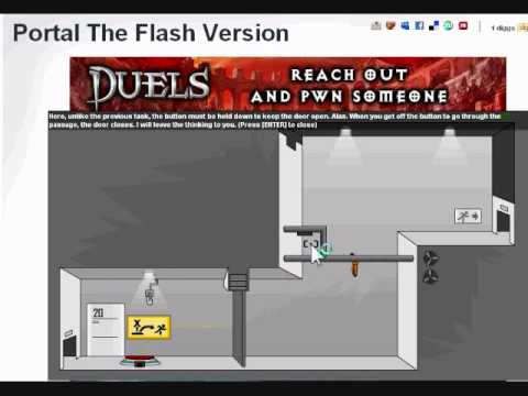 portal flash edition