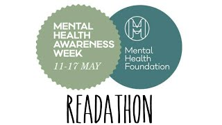 Mental Health Awareness Week Readathon! #MindfulReads