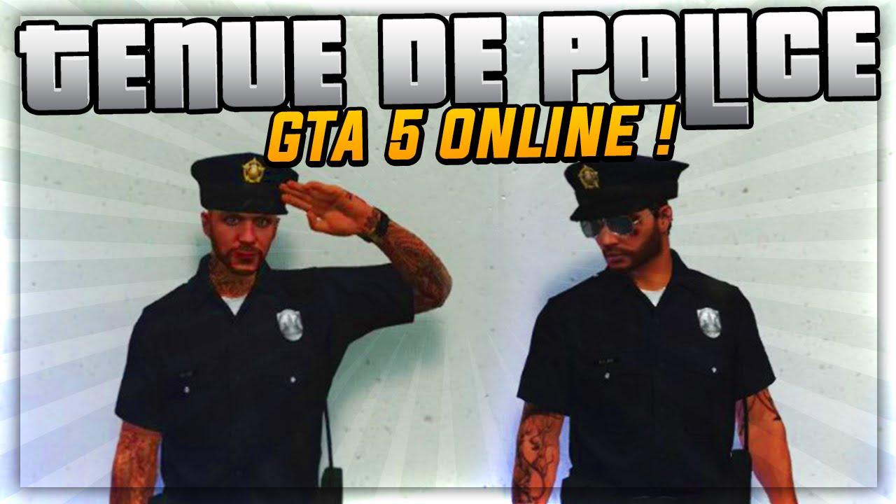 comment devenir policier dans gta 5 ps3