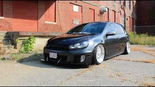 How to make a front splitter for your car for under $50 // DIY splitters