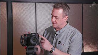 04. At the Bench: Canon EOS C70 Digital Cinema Camera