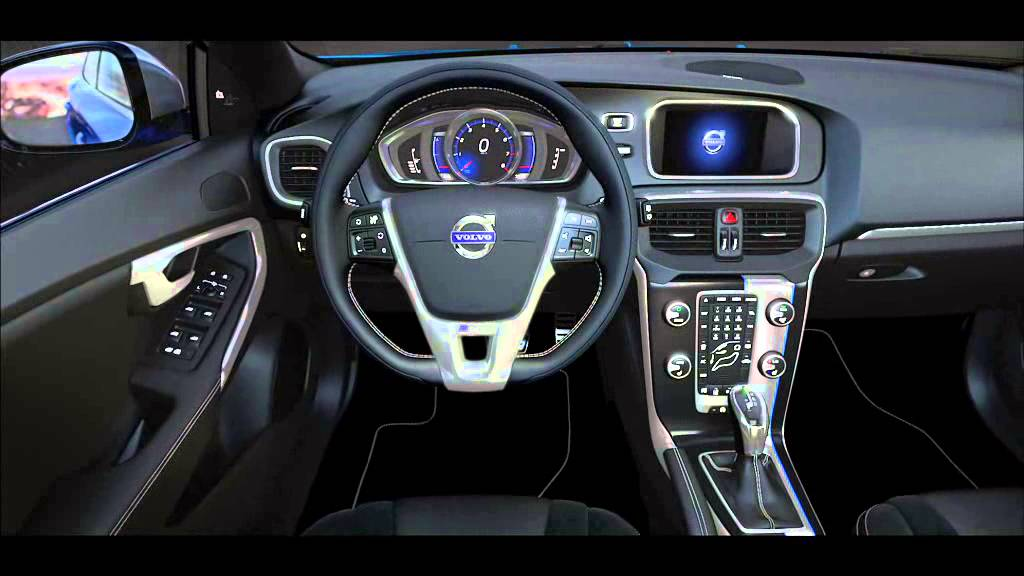 volvo v40 r design virtual tour youtube. Black Bedroom Furniture Sets. Home Design Ideas