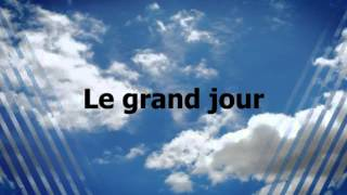 Adams - Le Grand Jour - (Audio) 2015