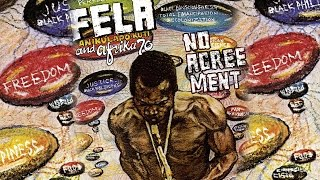 Fela Kuti - No Agreement (LP)