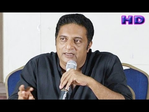 Prakash Raj Press meet on Aagadu Movie Controversy