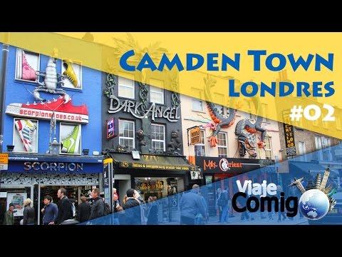 VIAJE COMIGO 02 |  LONDRES - CAMDEN TOWN  |  FAMÍLIA GOLDSCHMIDT