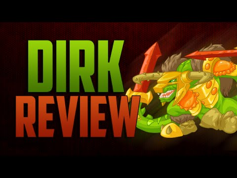 Dirk Review - Miscrits VI
