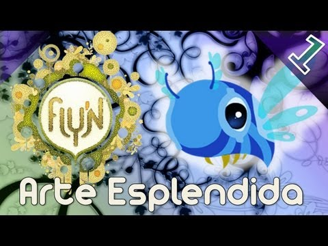 "Fly'n: ""A Arte Esplendida!"" ~ 2D Indie Platform/Adventure PT/BR Gameplay ~ [Flyn / Fly n / Fly In]"