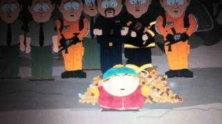 South Park-Cartman Craps Treasure