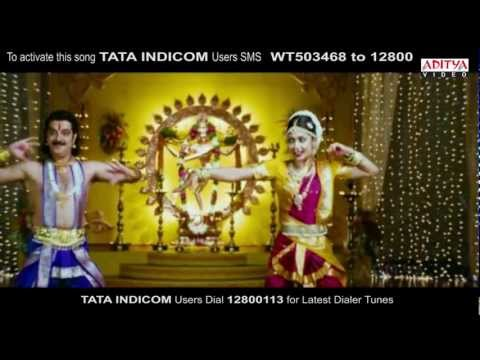 Nagavalli Movie Video Songs - Omkaram Abhinaya Song