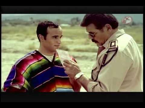 Donovan y la frontera mexicana
