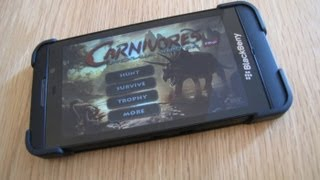 Carnivores Dinosaur Hunter for BlackBerry 10