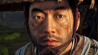 GHOST OF TSUSHIMA - Gameplay Demo PS4 (E3 2018)