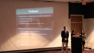 GSET 2012 Final Presentation - Improving the Manufacturing Process at L'Oreal