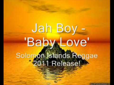 Jah Boy -'baby Love' (solomon Islands Reggae) video