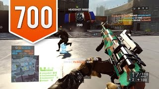 BATTLEFIELD 4 (PS4) - Road to Max Rank - Live Multiplayer Gameplay #700 - HOUR OF POWEEERR!