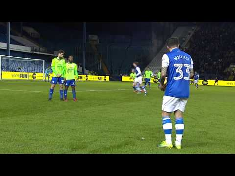 SHORT HIGHLIGHTS: Sheffield Wednesday v Cardiff City