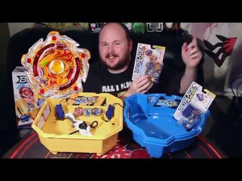 Kohdok Reviews Hasbro's Beyblade Burst!