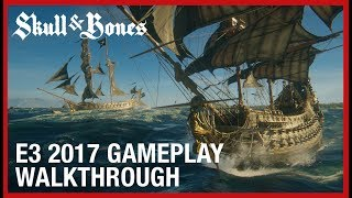 Skull and Bones: E3 2017 Multiplayer and PvP Gameplay   Ubisoft [NA]