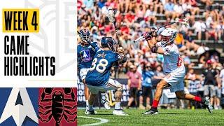 Chaos vs Archers | Week 4 Highlights