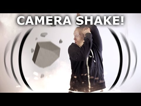 Adobe After Effects Basics - Camera Shake