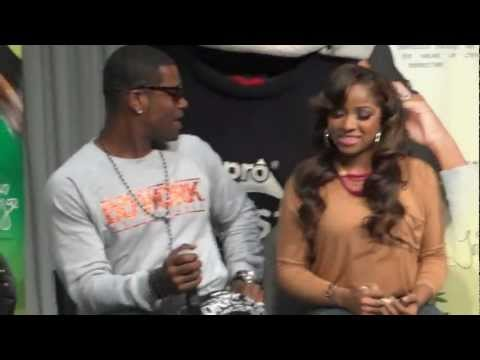 PromoChics Presents:Toya & Memphitz Wright in ATL at the Bronner Bros. Hair Show