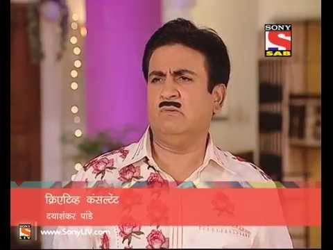 Taarak Mehta Ka Ooltah Chashmah - Episode 1503 - 22nd September 2014 video