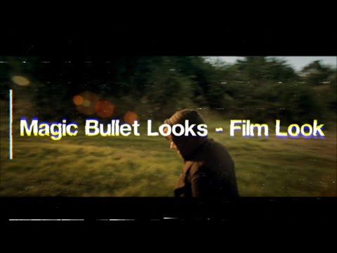 Magic Bullet Looks Tutorial - Cinematic/Film Look - DSLR Cinematography #7