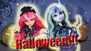 "Monster High ""Halloween"" 