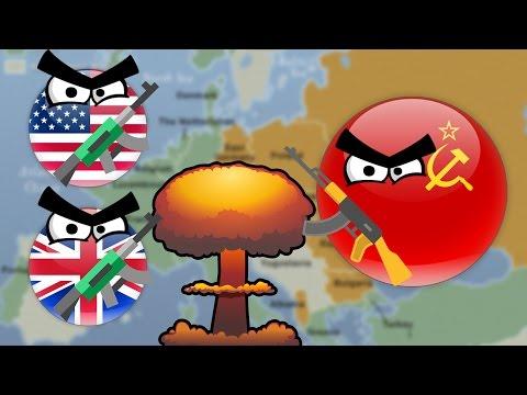 Если бы Третья мировая война произошла в 1945 | Операция Немыслимое