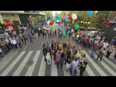 Mieres Sueñoss y Ritmos Flashmob