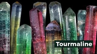 Tourmaline Stone Benefits, meanings, Birthstone, Colors & Properties