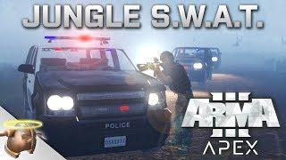 FOG WRAITHS | ARMA 3 Police/SWAT custom CO-OP mission
